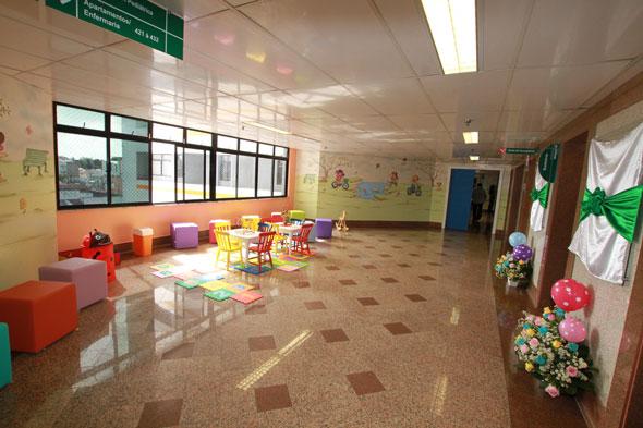 Unimed Fortaleza inaugura nova estrutura pediátrica e novos leitos de internação