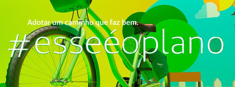 Banner do Bicicletar