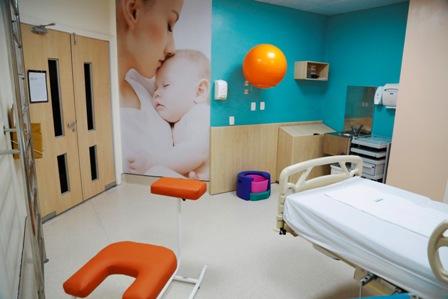 Estrutura modernizada: HRU inaugura novas salas para parto