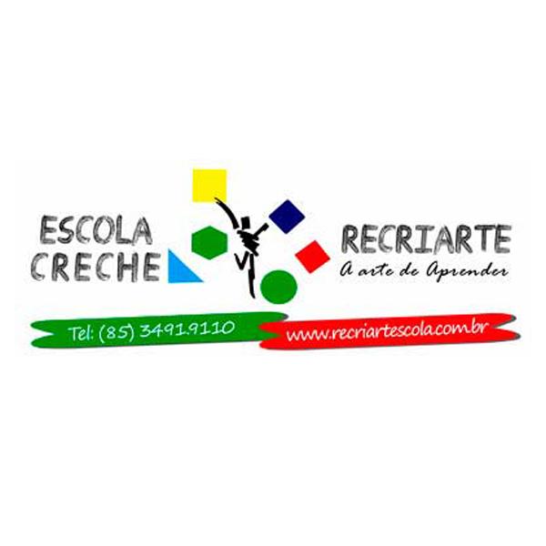 Imagem do banner do parceiro Escola Creche Recriarte