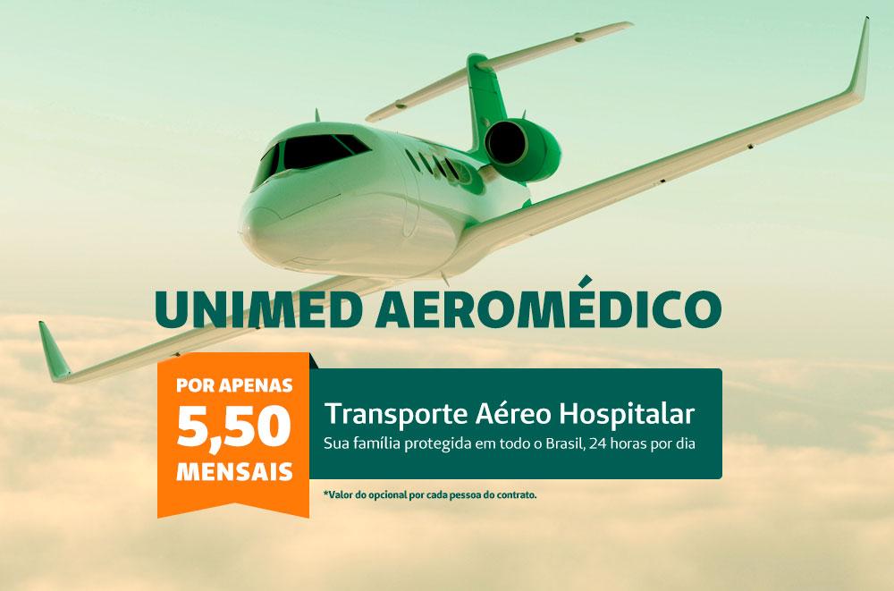 Transporte aéreo Inter-hospitalar de urgência