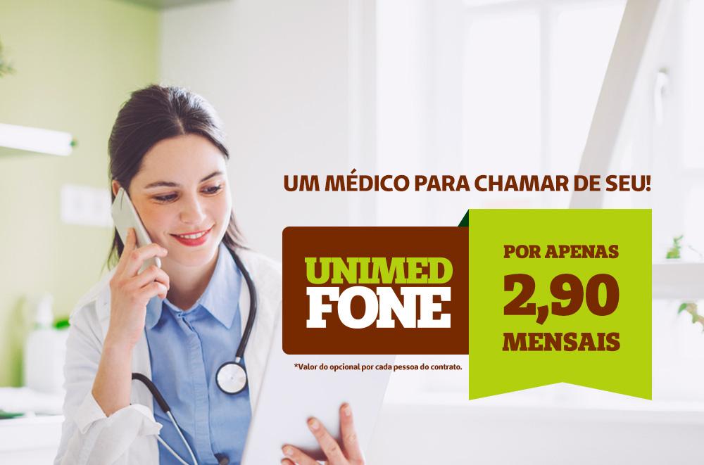Unimed Fone Orientação Médica 24h
