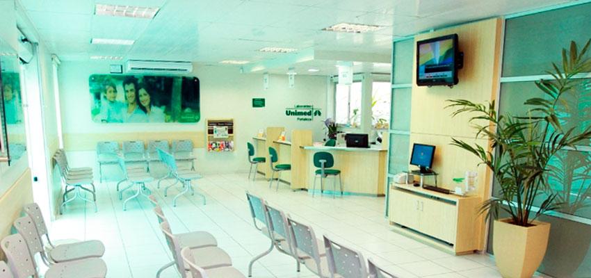 Imagem da unidade Bezerra de Menezes do laboratório Unimed Fortaleza