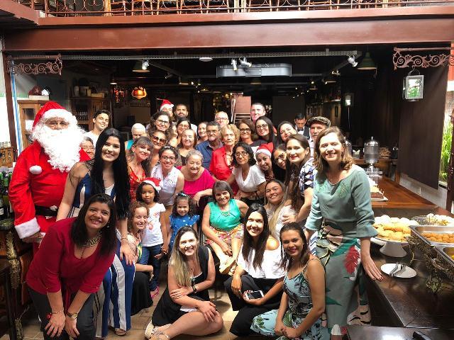 Participantes do Roda de Vida de Natal