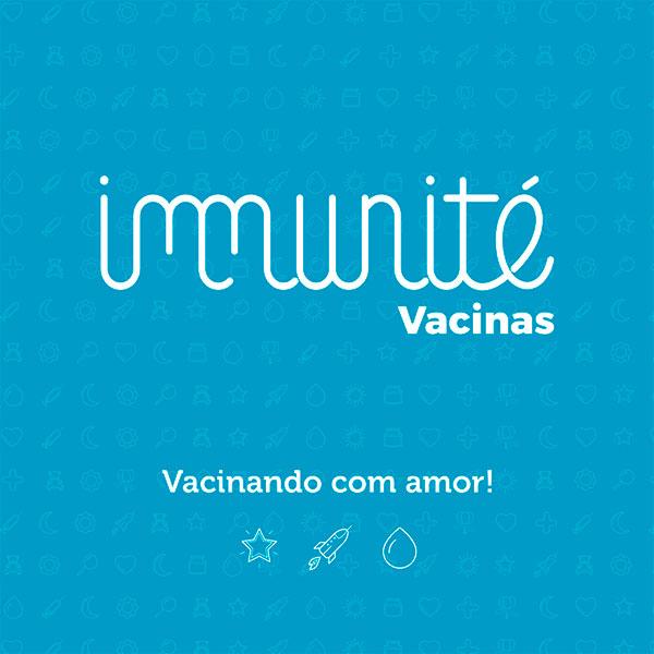logo Immunité Vacinas