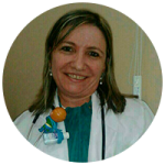 Dra. Glaucia, infectologista