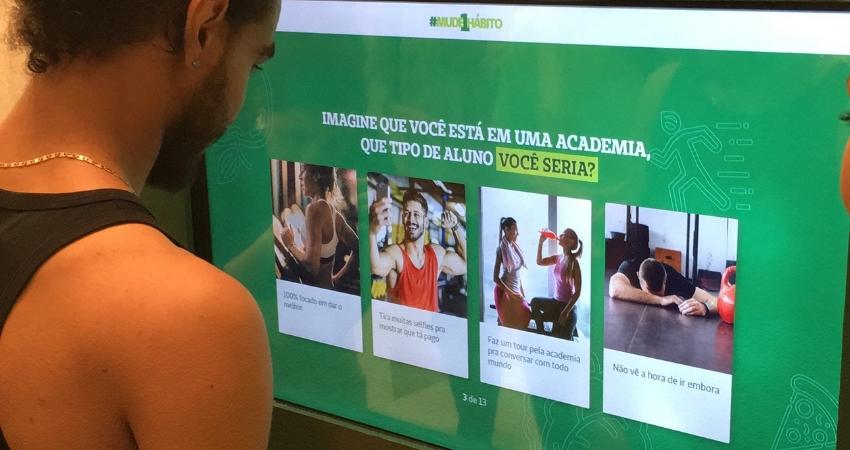 Unimed Fortaleza surpreende o público com ações do desafio Mude 1 Hábito