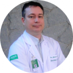 Foto do médico da Unimed Fortaleza, Dr. Marcio Alcantara
