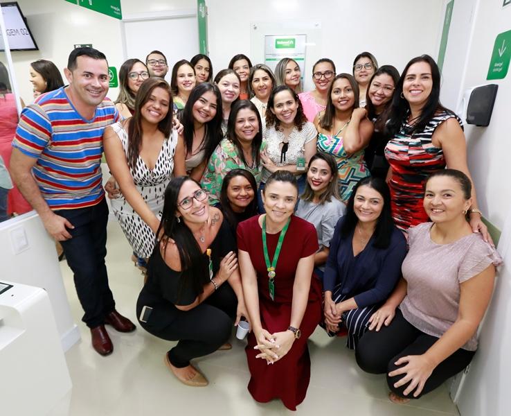 Confira a inauguração do Pronto Atendimento e Clínica Unimed em Maracanaú