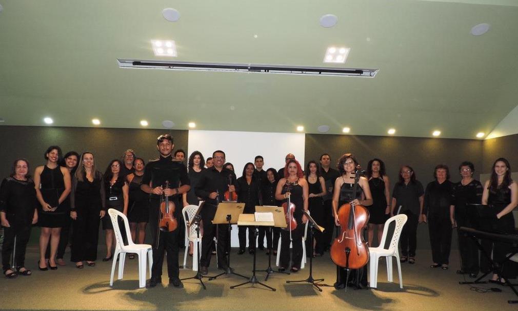 Emoção, música e saúde no V Encontro de Corais da Unimed Fortaleza