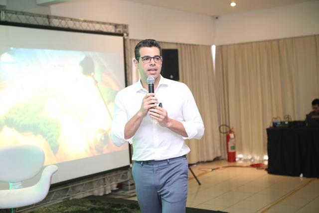 Wagner Cunha palestrando