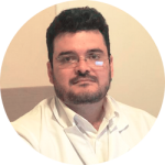 Foto do Dr. José Everton, médico da Unimed Fortaleza
