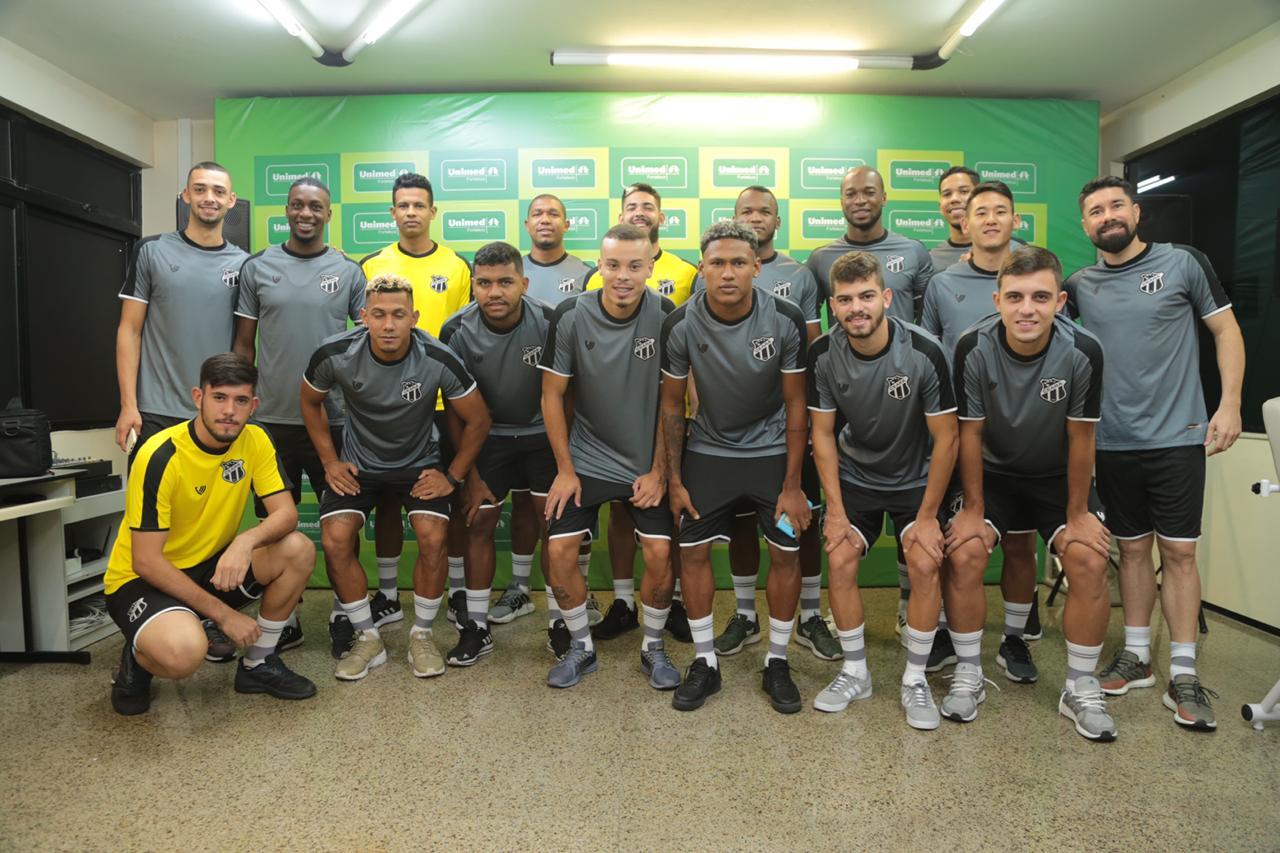 Unimed Fortaleza e Ceará Sporting Club: parceria chega à 9ª temporada