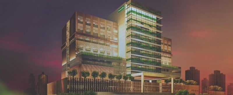Imagem ilustrativa do novo Hospital Materno Infantil