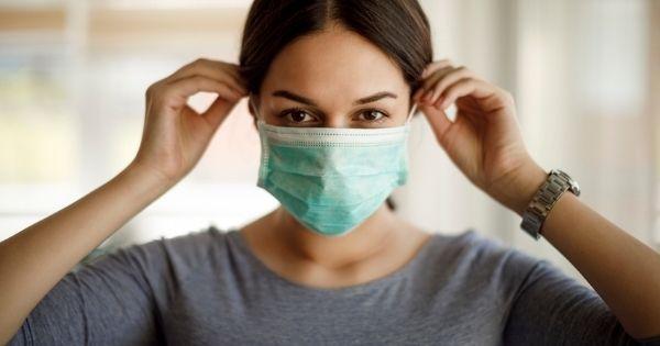 Não cometa esses erros ao usar a máscara de proteção contra a Covid-19