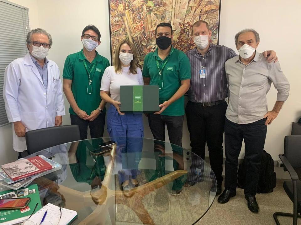 Unimed Fortaleza presta homenagem a dez hospitais parceiros