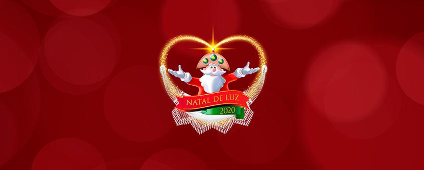 Logo do Ceará Natal de Luz 2020