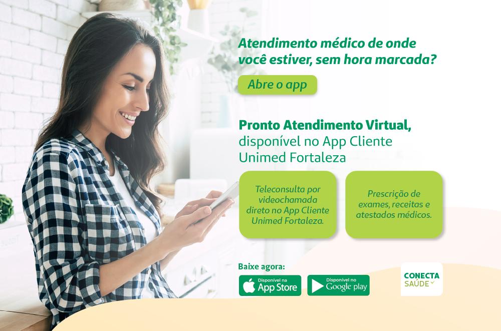 Conheça o Conecta Saúde, com Pronto Atendimento Virtual e Teleconsultas agendadas