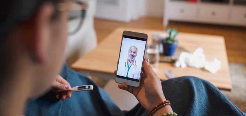 Clínicas de Saúde Integral dos shoppings migram para Teleconsulta durante decreto