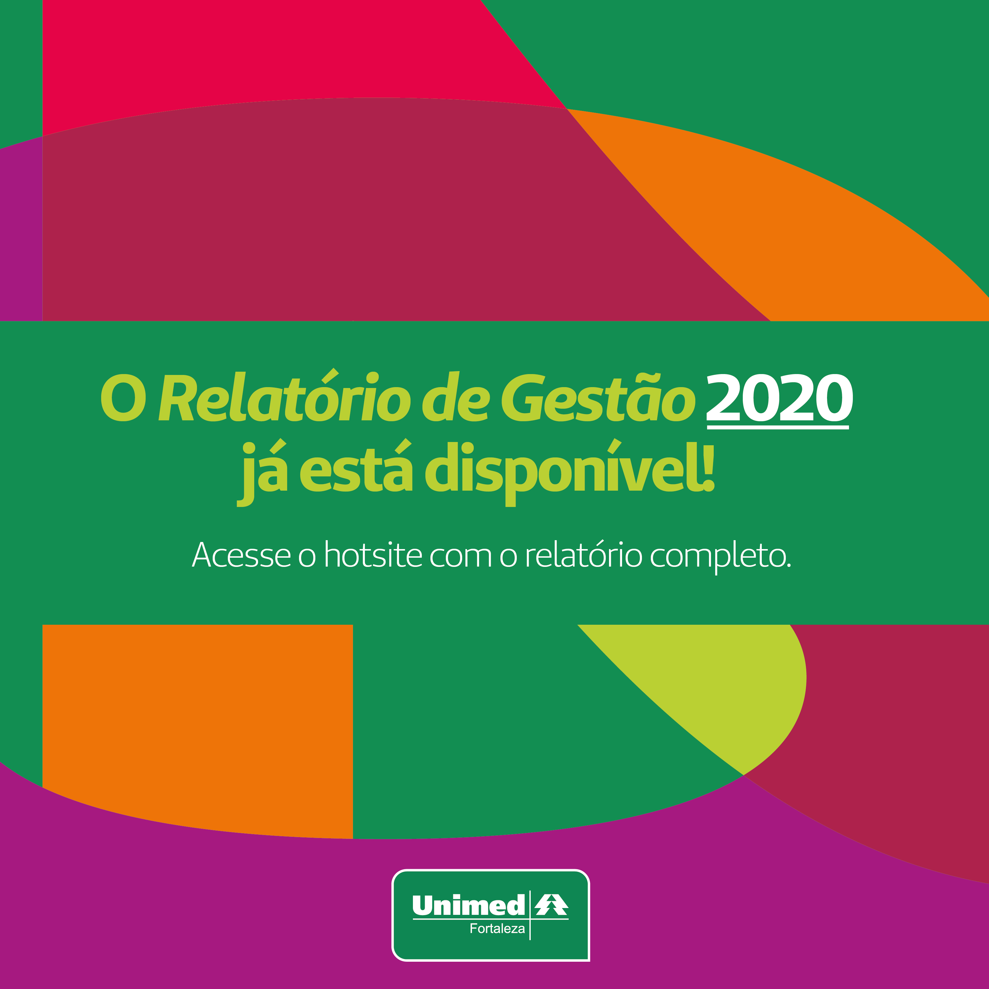 Relatório de Gestão e Sustentabilidade 2020