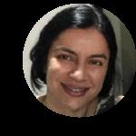 Foto da médica infectologista da Unimed Fortaleza, Dra. Mariana Moura Fé
