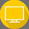 icone mostrando a tela de um computador