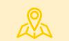 icone simbolizando localização